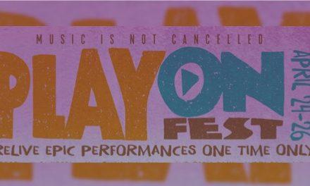 Warner nos trae PlayOn Fest este fin de semana
