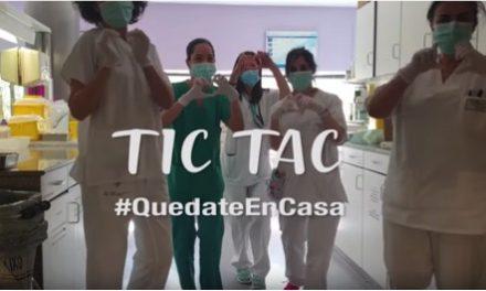 Tic-Tac: El Rock unido contra el coronavirus