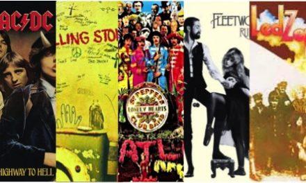 10 Discos que hay que escuchar antes de morir