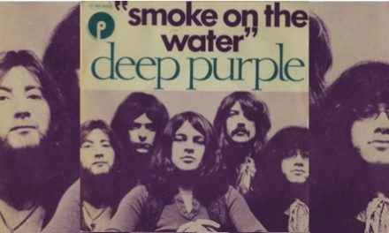 Deep Purple: Smoke on the Water (26 de mayo de 1973)