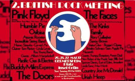 II British Rock Meeting | 21 de mayo de 1972