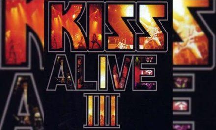 Kiss 'Alive III': 18 de mayo de 1993
