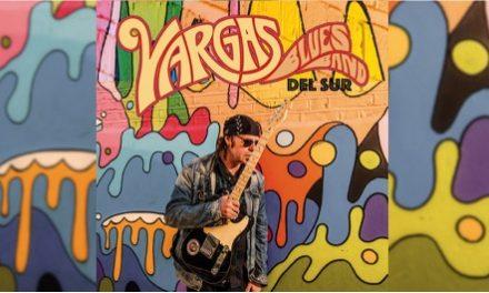 Vargas Blues Band presenta nuevo disco Del Sur