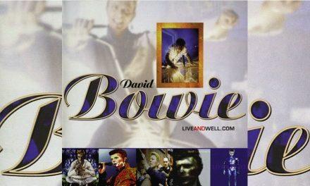 David Bowie: 'LIVEANDWELL.COM' | Directo de 1997
