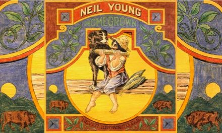 Neil Young lanza 'nuevo' disco: Homegrown