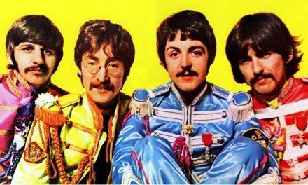 Sgt. Pepper's Lonely Hearts Club Band (1 de junio de 1967)