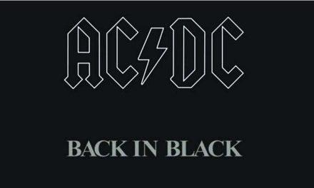AC/DC lanza el álbum 'Back in Black' (1980)