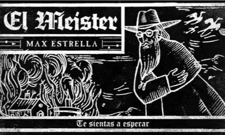 El Meister: nuevo single 'Max Estrella'