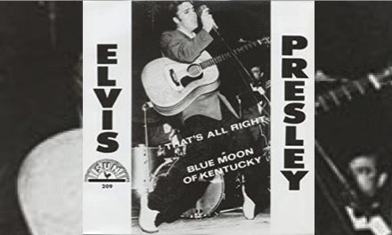 Primer single de Elvis Presley: 'That's All Right'