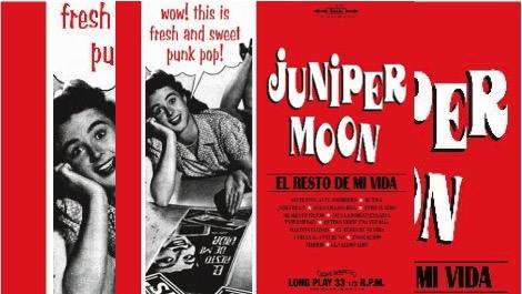 Juniper Moon: edición limitada de 'El Resto De Mi Vida'
