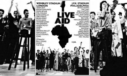 Live Aid 1985: El rock a la ayuda de África