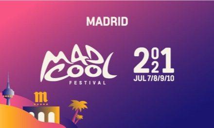 Mad Cool Festival 2021 regresa a Madrid