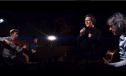 Miguel Ríos lanza 'El blues de la tercera edad'