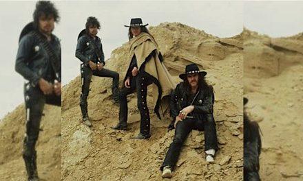 Motörhead presenta 'Ace Of Spades' 40 aniversario
