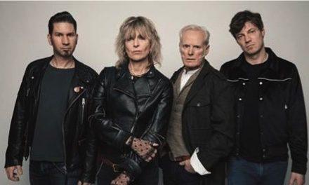 Pretenders lanzan nuevo disco 'Hate For Sale'