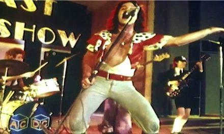 El primer single de AC/DC