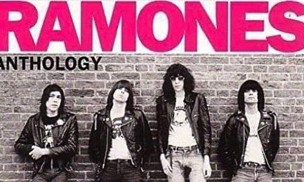 Ramones 'Hey! Ho! Let's Go: The Anthology'