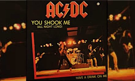 AC/DC y su 'You Shook Me All Night Long'
