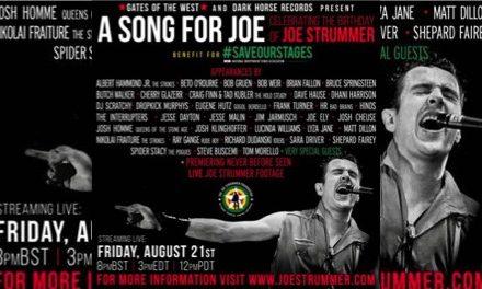 'A Song for Joe: Celebrating the Life of Joe Strummer'