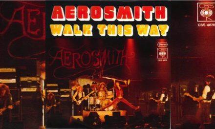 Aerosmith y su 'Walk This Way'