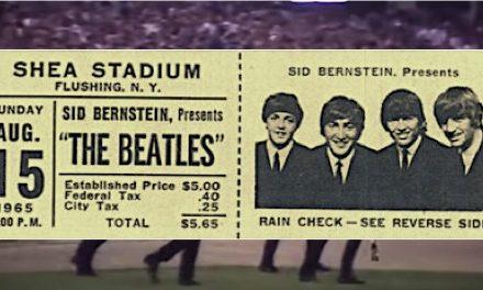 Concierto de los Beatles en el Shea Stadium (1965)