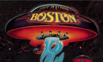 Boston y su primer álbum 'Boston'