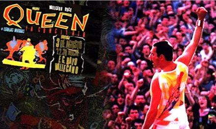 El concierto de Queen en Vallecas