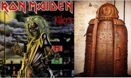 La Doncella de Hierro que inspiró a Iron Maiden