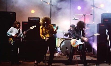 El primer ensayo de Led Zeppelin