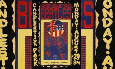 El último concierto de los Beatles: Candlestick Park