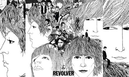 The Beatles desenfundan su 'Revolver'