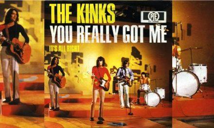 The Kinks y su 'You Really Got Me'