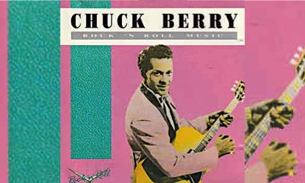 Chuck Berry y el single de 'Rock and Roll Music'