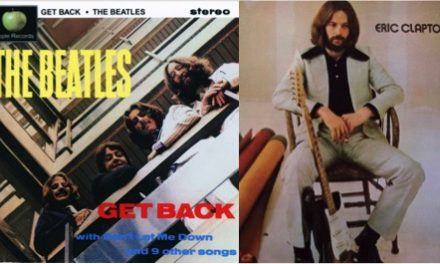 Cuando Eric Clapton tocó con los Beatles