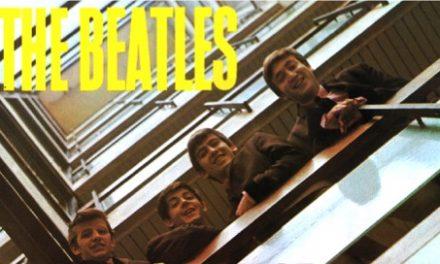 Primera grabación de los Beatles