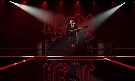 AC/DC y su nuevo video 'Shot In The Dark'