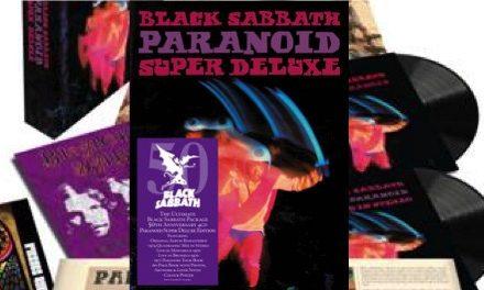 Black Sabbath edición especial 'Paranoid' 50 Aniversario