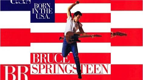 Bruce Springsteen y su (conflictiva) canción 'Born in the U.S.A.'