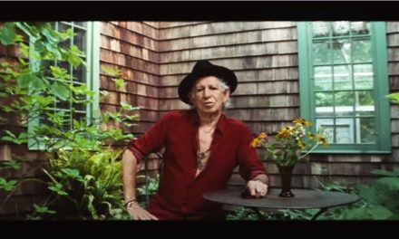 Keith Richards: video de 'Hate It When You Leave'