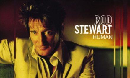 Rod Stewart y su disco 'Human'
