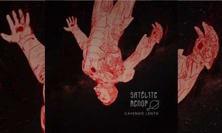 Satélite Menor presenta su nuevo single 'Cayendo Lento'