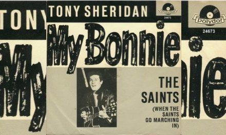 El single clave en la historia de The Beatles: 'My Bonnie'