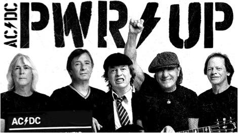 AC/DC lanza su nuevo disco 'Power Up'