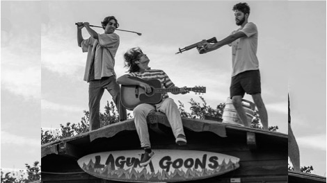 Laguna Goons y su video 'Snakes & Witches'