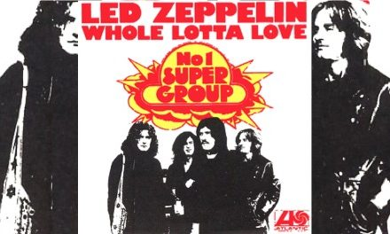 Led Zeppelin y su impresionante 'Whole Lotta Love'