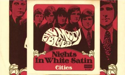 The Moody Blues y su 'Nights in White Satin'