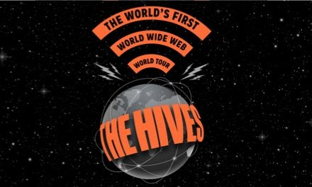 The Hives anuncian su primera gira virtual
