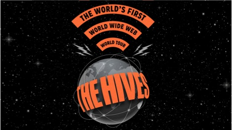 The Hives anuncian su primera gira virtual
