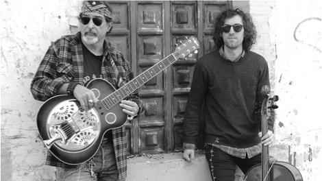 Matthew & Juan presentan 'Folk Rock'
