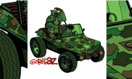 Gorillaz cumplen 20 años